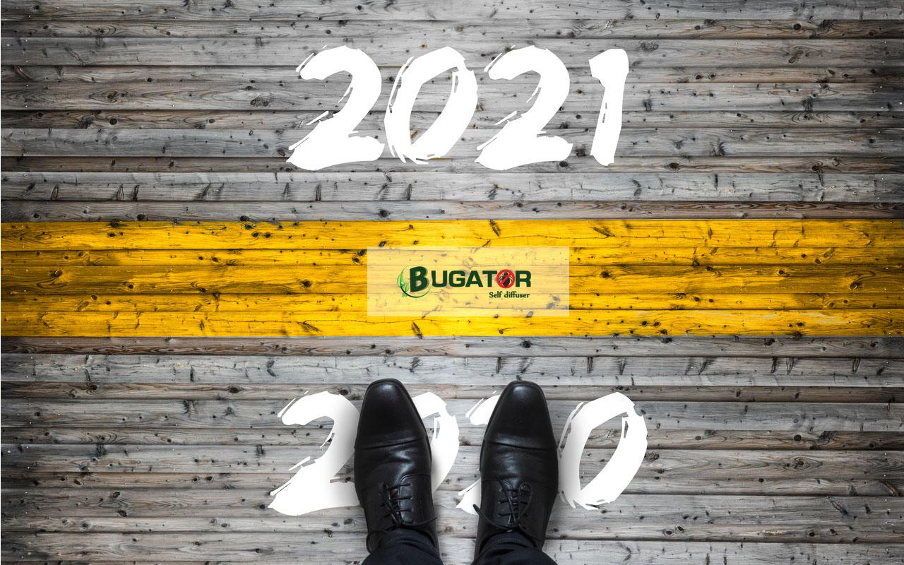 2020 année des punaises de lit - Bugator