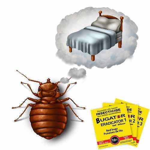 lutter contre les punaises de lit - Bugator